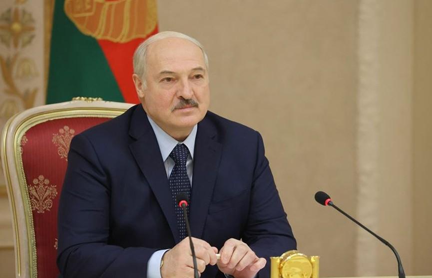 Лукашенко предложил Ленинградской области построить совместный морской порт