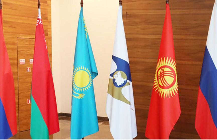 Саммит ЕАЭС начался в Санкт-Петербурге