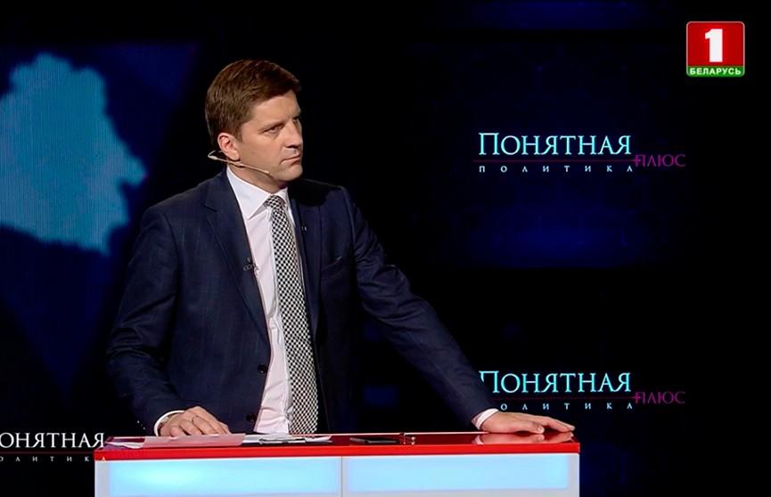 Иван Эйсмонт: существенный сегмент белорусского Интернета используется для раскачивания ситуации в стране