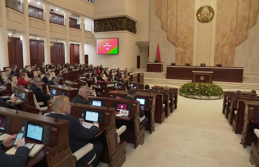 Парламентарии ратифицировали договор о товарных знаках ЕАЭС
