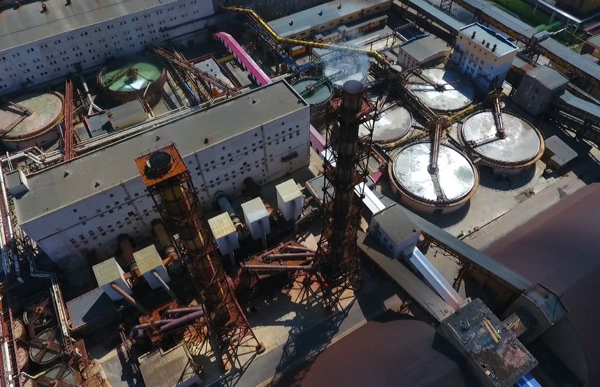 «Беларуськалий» установил рекорды по добыче руды и выпуску удобрений
