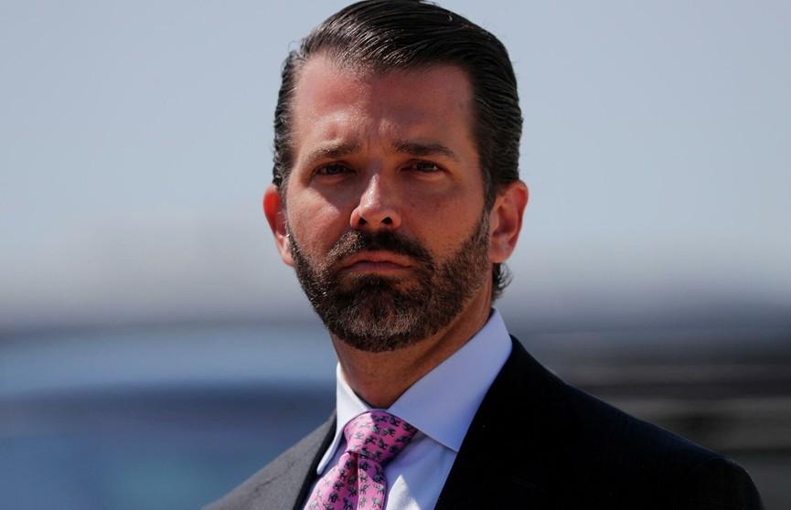Сына Трампа вызвали на допрос в прокуратуру