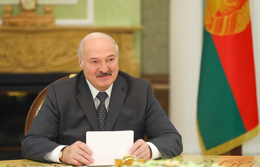 Лукашенко присвоено звание почетного пограничника СНГ