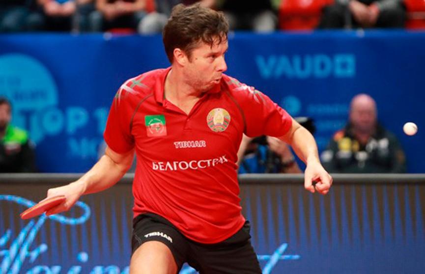 Пройдёт ли Владимир Самсонов в финал ЧМ по настольному теннису в Будапеште?
