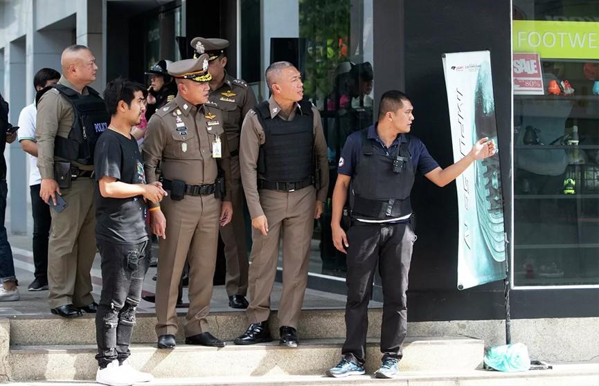 В Таиланде взорвалась бомба. Пострадали не менее 10 человек