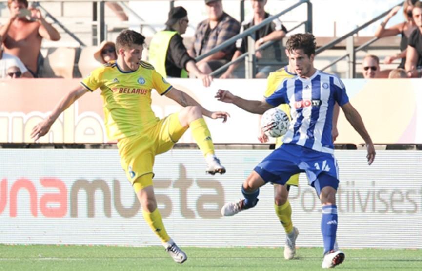 БАТЭ вышел в 3-й квалификационный раунд Лиги чемпионов