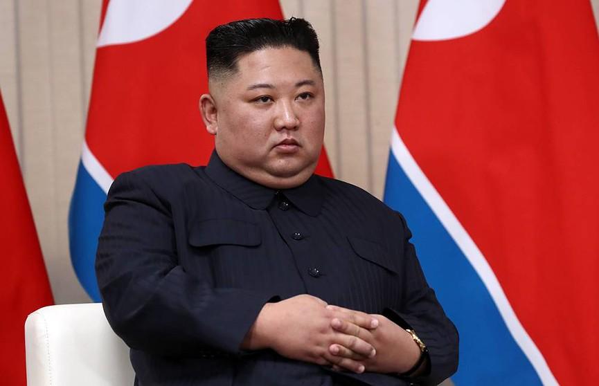 Ким Чен Ын жив и здоров, заявили в Южной Корее