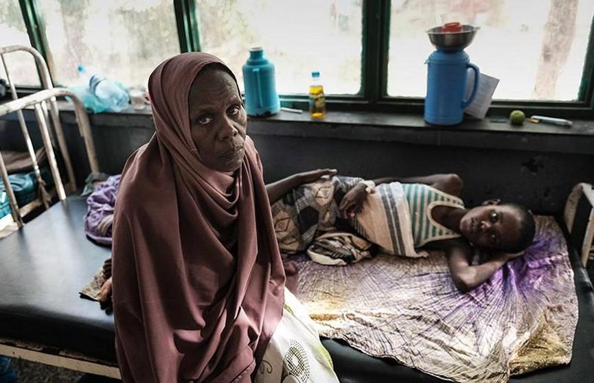 На северо-востоке Нигерии почти 100 человек умерли от холеры