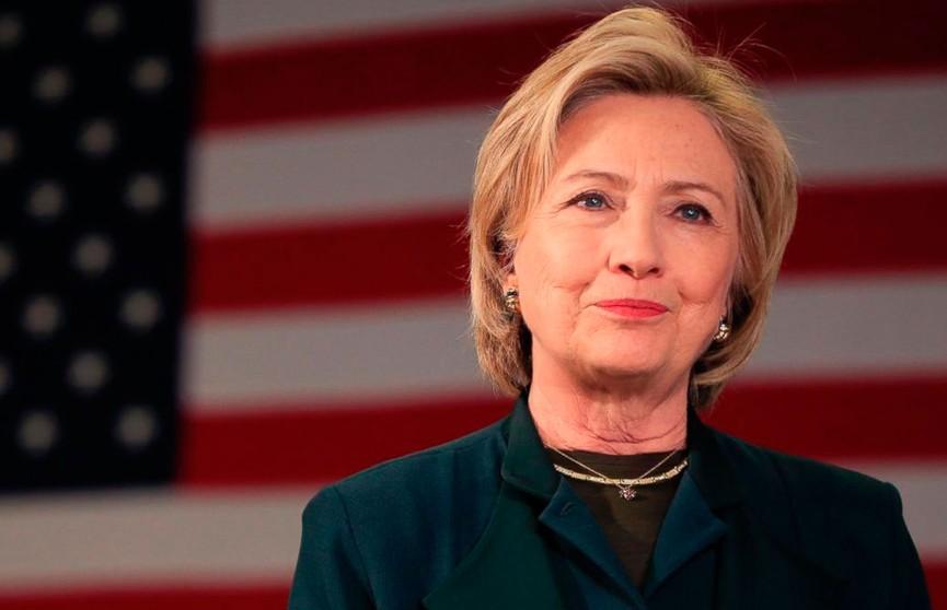 Хиллари Клинтон назначена ректором британского университета