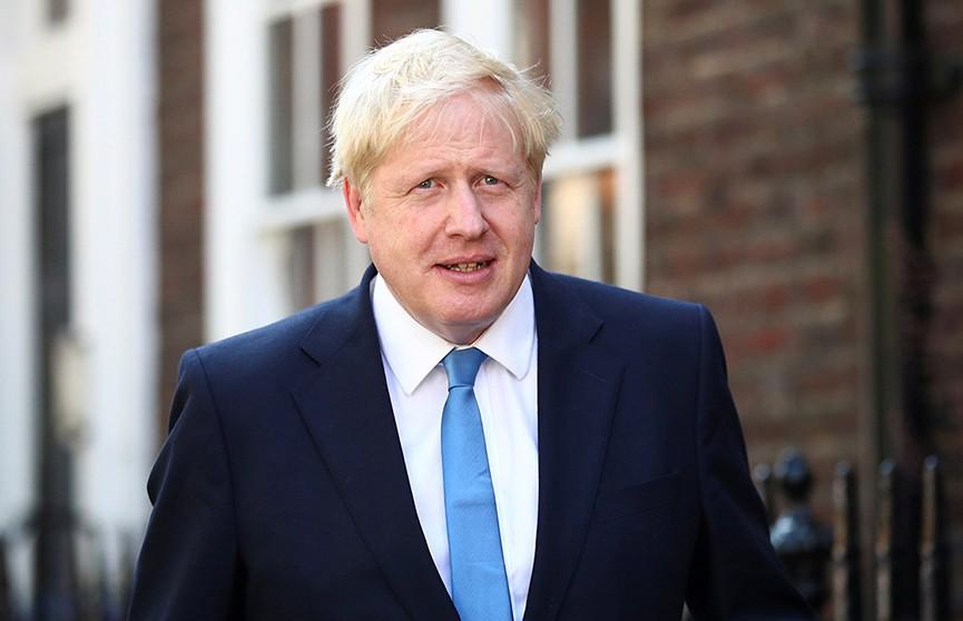 Оппозиция поддержала предложение Бориса Джонсона о досрочных выборах в парламент
