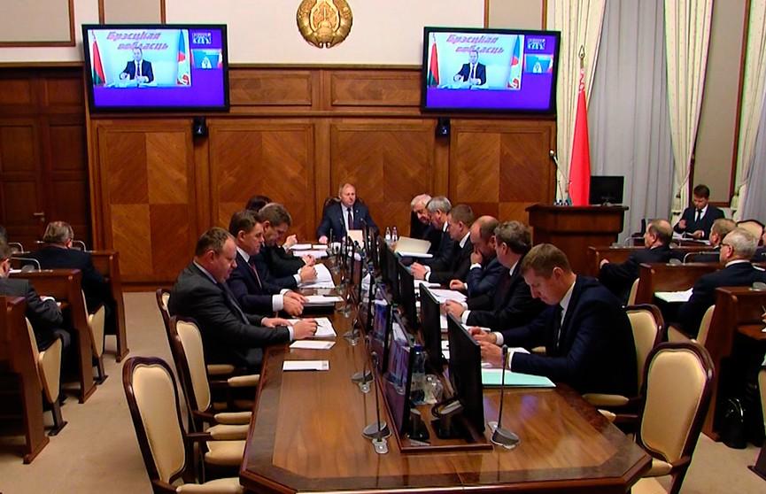 Корпоративное управление обсудили на заседании Совета Министров
