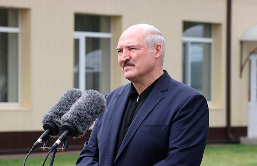Лукашенко прокомментировал приезд российских журналистов в Белтелерадиокомпанию