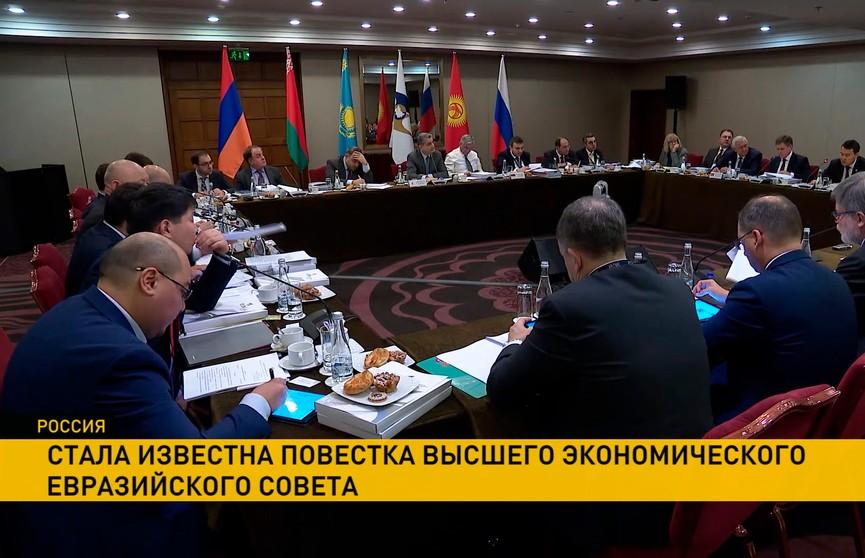 Лукашенко совершит рабочий визит в Россию: что будет на повестке Высшего Евразийского экономического совета