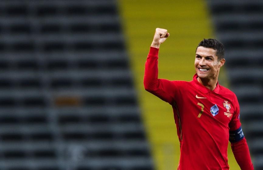 Криштиану Роналду назван лучшим бомбардиром в истории футбола