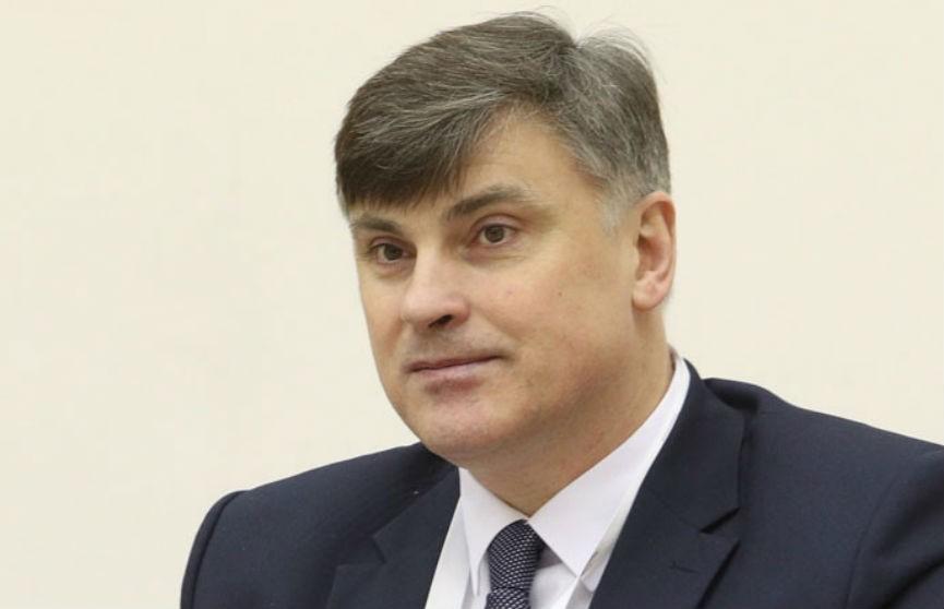 Павел Легкий освобожден от должности первого замминистра информации