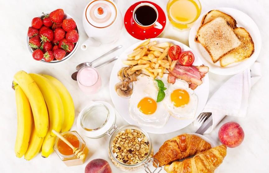 10 главных продуктов для завтрака. Мнение диетологов