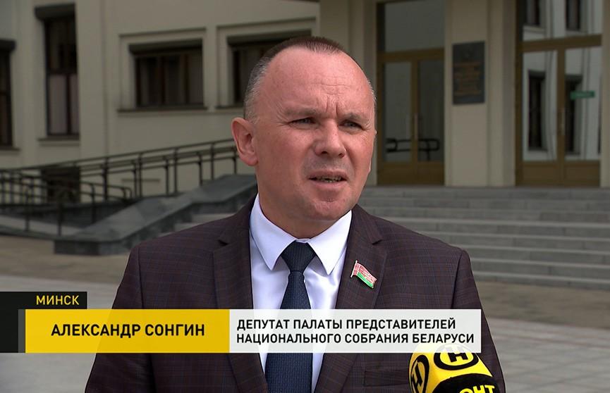 В Палате представителей дали оценку происходящему на улице белорусских городов