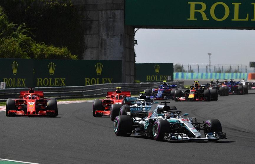 Формула 1: Льюис Хэмилтон стал победителем Гран-при Венгрии