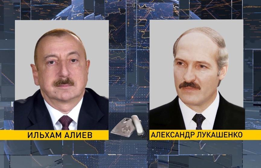 Лидеры Азербайджана и Таджикистана поздравили Лукашенко с победой на президентских выборах