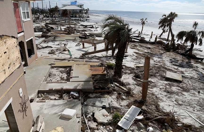 Последствия тропического урагана «Пабук» устраняют в Таиланде