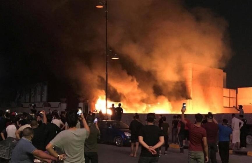 США нанесли ракетный удар по аэропорту Багдада