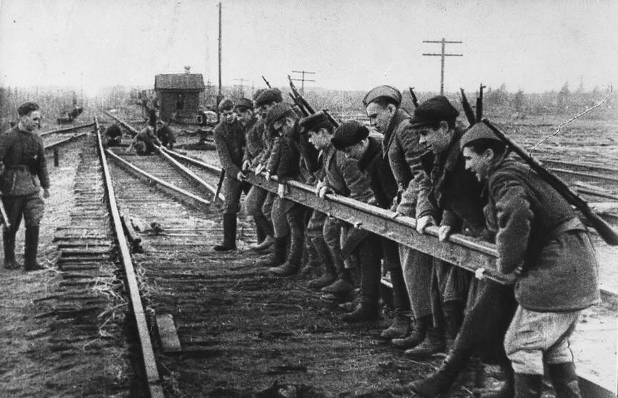 75-летие Великой Победы: история партизанского движения Беларуси