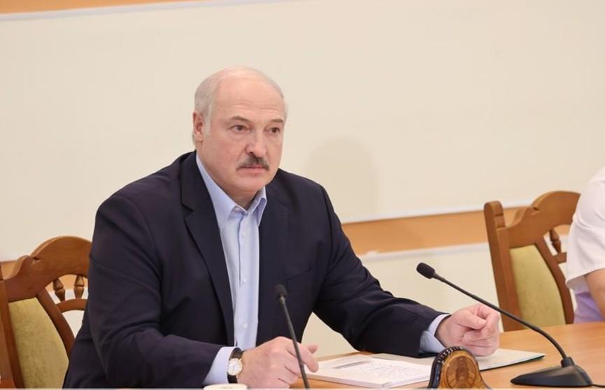 Лукашенко о борьбе Беларуси с COVID-19: мир убедился, что мы выбрали правильный путь