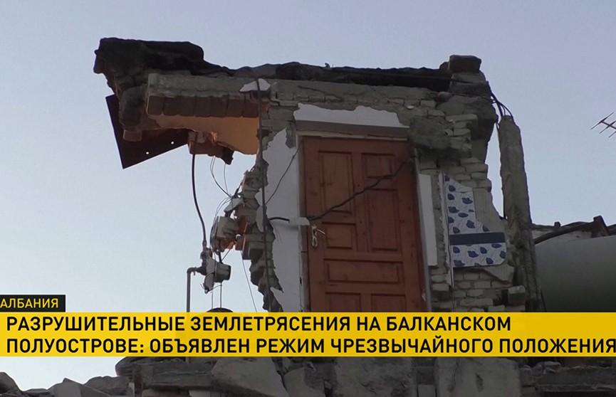 В Тиране и Дурресе объявлен режим чрезвычайного положения
