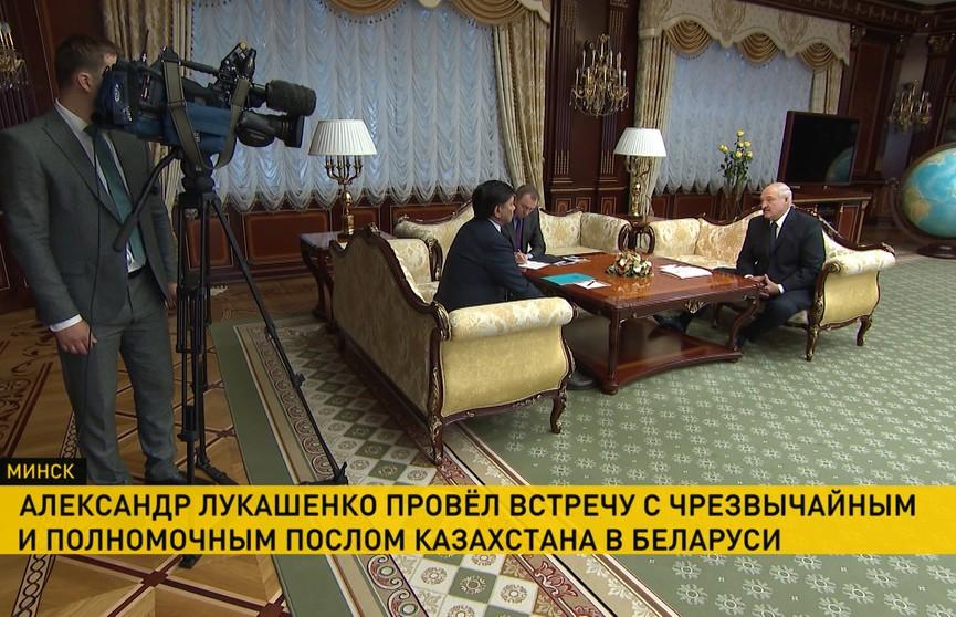 Беларусь предлагает Казахстану активизировать переговоры по поставкам нефти