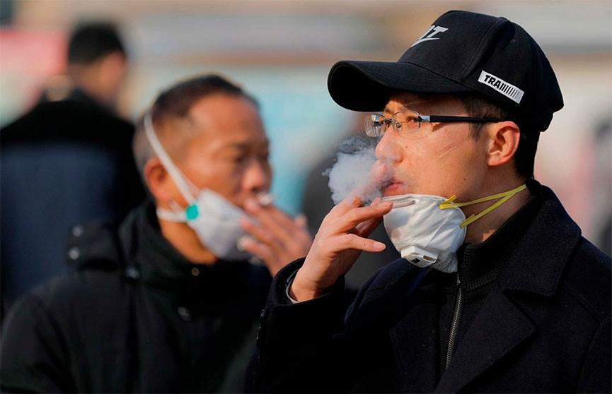 Представитель ВОЗ: Курение – это фактор риска при коронавирусе