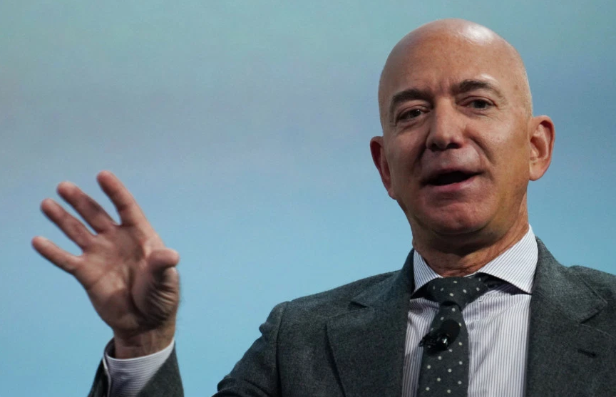 Глава Amazon разбогател за день на $6,4 млрд