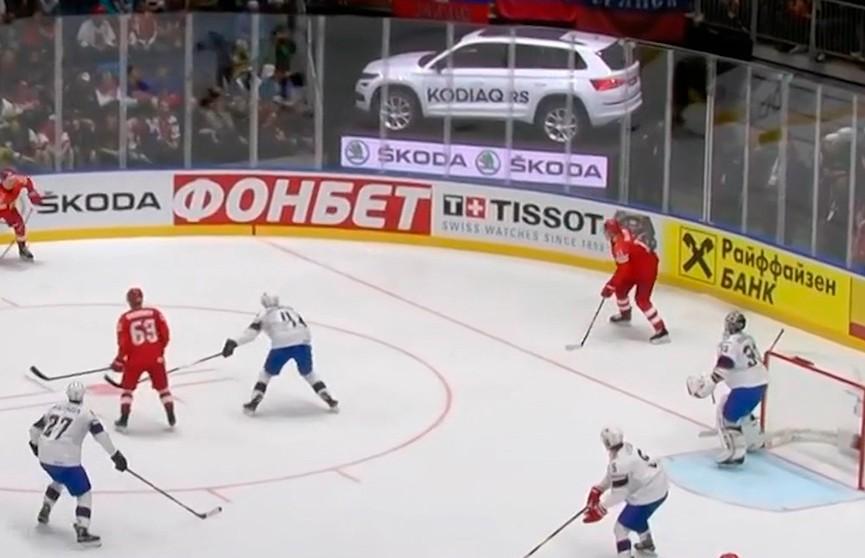 Сборная России с победы над Норвегией стартовала на чемпионате мира в Словакии