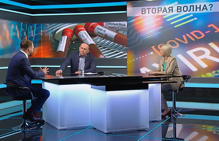 Вторая волна COVID-19: чего ждать Беларуси? Прогнозы и рекомендации
