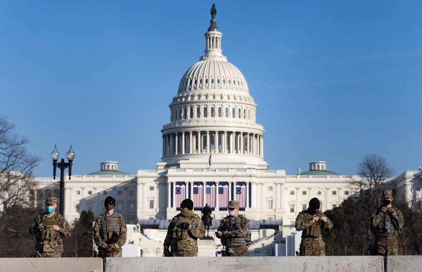 Беспрецедентные меры безопасности вводят в США в преддверии инаугурации Джо Байдена