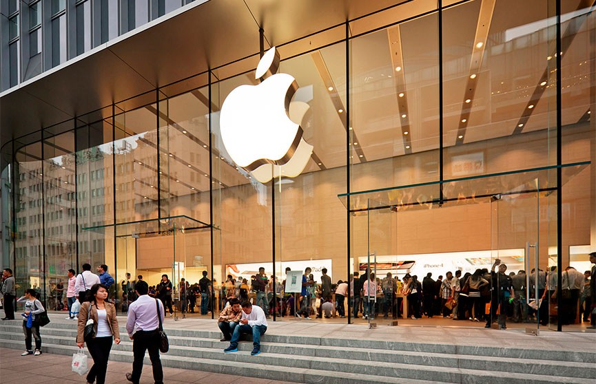 Bloomberg: Apple начал разработку iPhone со складным экраном