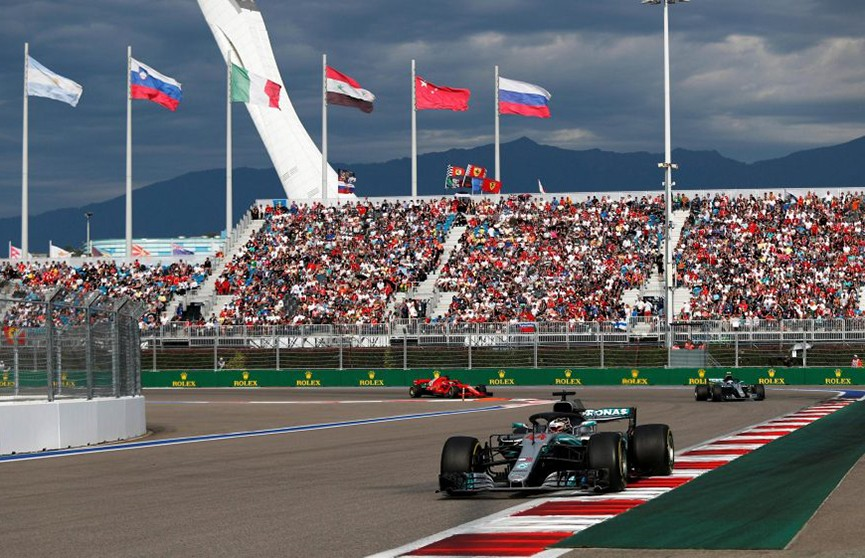 Формула-1: Льюис Хэмилтон выиграл Гран-при России в Сочи