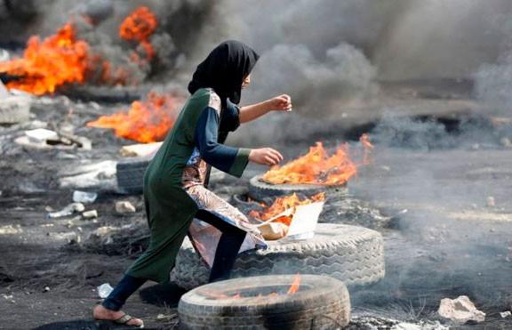 Антиправительственные протесты продолжаются в Ираке