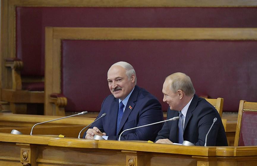 Эксперты: у Лукашенко и Путина общее видение будущего Союзного государства