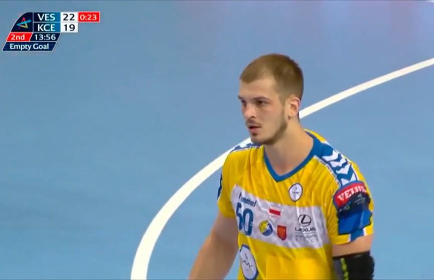 Белорусский гандболист Артем Королек признан лучшим линейным чемпионата Польши