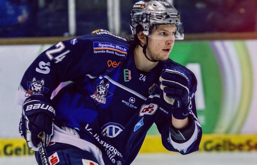 Белорусский хоккеист Александр Карачун продолжит карьеру в немецком клубе «Дюссельдорф»