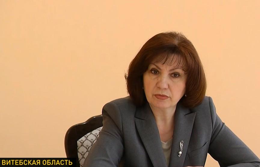 Приёмы граждан продолжаются: о своих проблемах жители Витебской области рассказали Наталье Кочановой