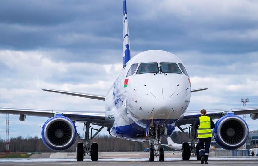 «Белавиа» продлевает приостановку полетов в Россию до конца июля