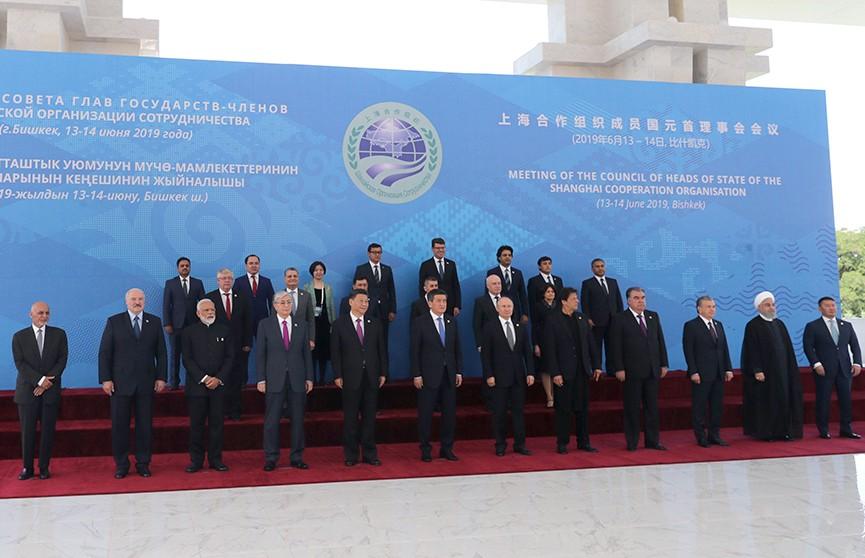Лукашенко на саммите Шанхайской организации сотрудничества: Ресурсов отдельно взятых государств не хватит, чтобы противостоять глобальным вызовам