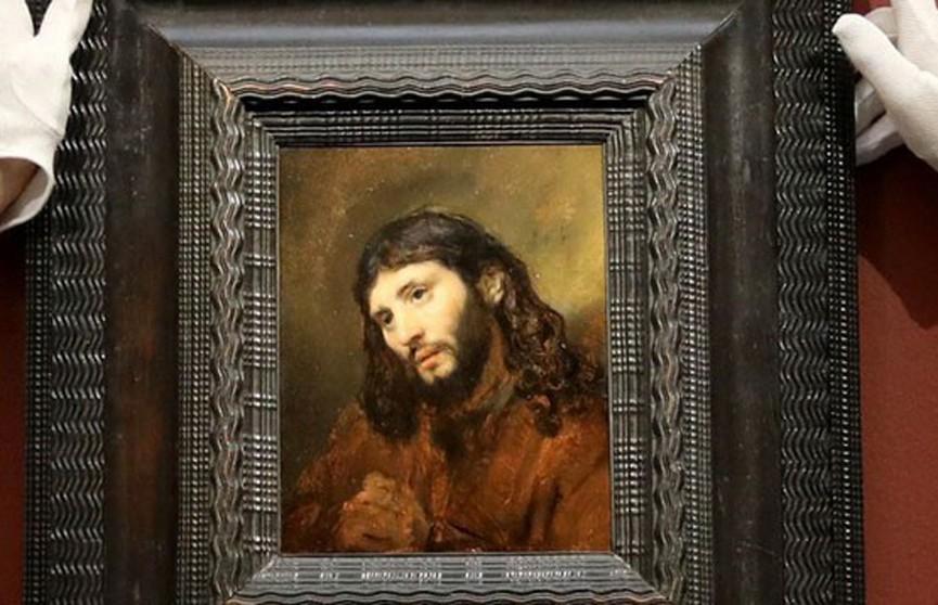 Самый дорогой лот среди работ старых мастеров: этюд Рембрандта с его отпечатками пальцев продали за $12,1 млн