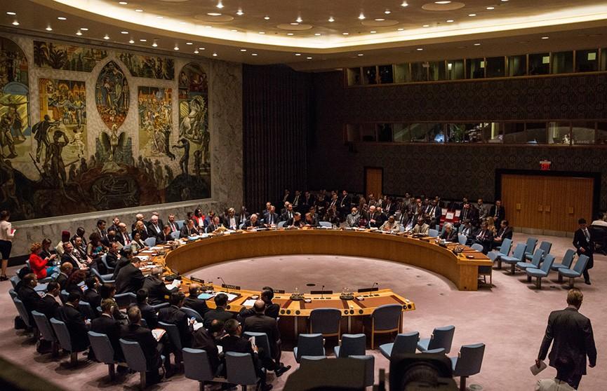 Число участников Совбеза ООН хотят увеличить