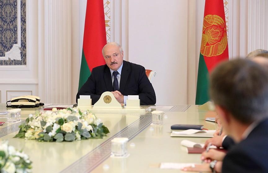 Лукашенко: На примере Белгазпромбанка видим, что работы непочатый край