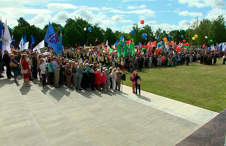 День Независимости 2019. Как проходят торжества в Гомеле, Могилеве, Гродно и Витебске