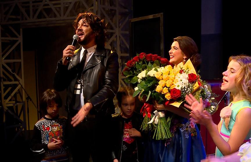 Филипп Киркоров: Вера Полякова потрясающая, а наши семьи и дети дружат