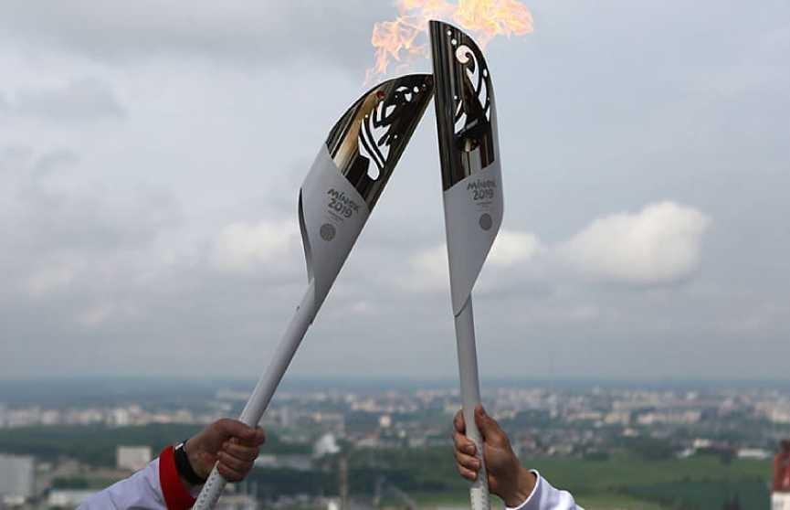 II Европейские игры: «Пламя мира» принимает Полоцк