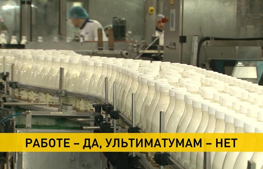 Как работают предприятия Беларуси на фоне протестов